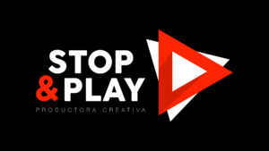 Logo Stop and Play