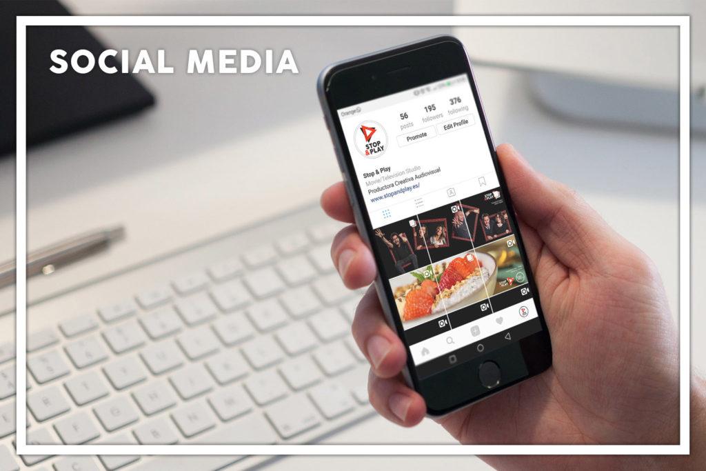 Parar y reproducir redes sociales MADRID PRODUCTORA AUDIOVISUAL